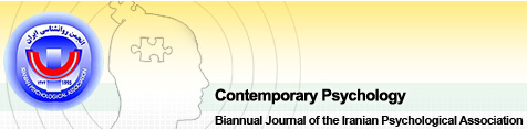 Contemporary Psychology, Biannual Journal of the 